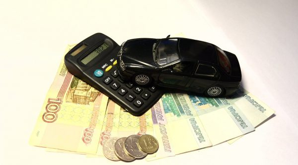 การต่อภาษีรถยนต์